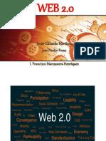 Presentacion de Web 2.0