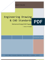 Cad Dept Standards