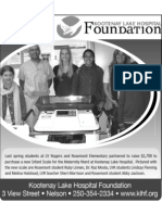 LVR Helps Raise Funds for KLH Maternity Scale