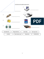 Input,Output,Storage Devices