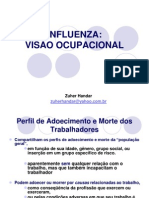 Influenza Ocupacional