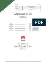 WCDMA+RNC+KPI介绍
