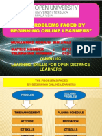 The Problems Faced by Beginning Online Learners - Hairi_RF131750001 - Copy
