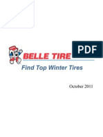 Find Top Winter Tires