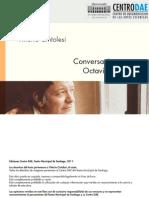 Conversaciones con Octavio Cintolesi