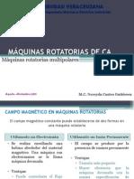 Máquinas rotatorias Multipolares