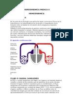 HidrodinÁmica Medica II Final