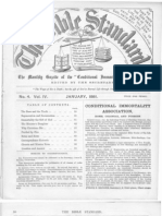 Bible Standard January 1881