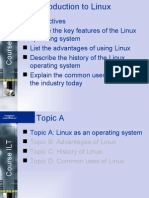 Linux+ Unit 01