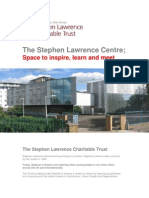 The Stephen Lawrence Centre