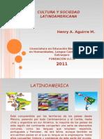 Cultura y Sociedad Latinoamericana