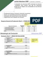 Metodologia Evaluaciion SW ERP