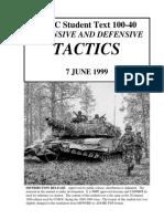 ST100 40 Tactics