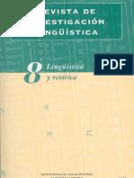 Historiografia Lingstica y Visibilidad de La Retrica 120367856199270 4