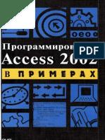 Боб Виллариал Программирование Access в примерах