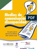 Medios de comunicación y discapacidad