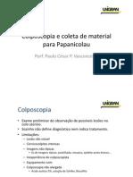 Pato Clínica - A2 - Colposcopia e coleta de material para Papanicolau