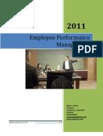 Ed Ebreo - Employee Performance Management Workshop