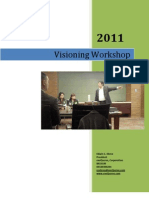 Ed Ebreo - Visioning Workshop