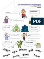 Dragon Activity - Vocabulary