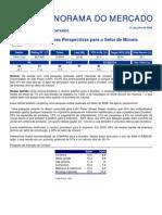 210706 - Panorama Do Mercado - Duratex, Petróleo e Gás, Mica, Setor de TV Paga, Setor rgico Net e Vivo