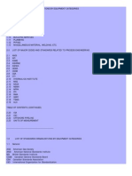 Process Engineering Standards