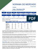 070806 - Panorama Do Mercado 07082006 - Petroquímica União, Copel, Petroflex Bradesco e Cemig