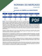 100806 - Panorama Do Mercado 10082006 - AES Tietê, Cemig, CPFL Energia, CSN, Setor de Papel e Celulose, Dasa e CCR
