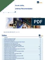 150806 - Relatório de Estratégia - Mercado Acionário Em Junho, Perspectivas e Carteiras as Para Agosto de 2006