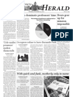 October 25, 2011 issue