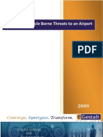 Vehicle Borne Threat to Airports
