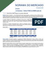 300806 - Panorama Do Mercado 30082006 - Setor de Papel e Celulose, Companhia Vale Do Rio Doce e Arcelor Brasil