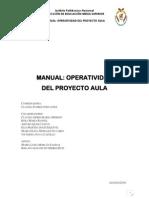Manual de Operatividad de Proyecto Aula-Agosto2010