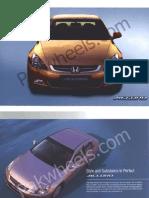 Honda Accord 2005 (Palwheels