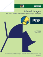 Altered Images - The 2001 State of Corp Resp in India Poll