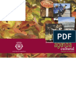 Agenda Cultural de Otoño 2011 MOGADOURO. Arribas do Douro