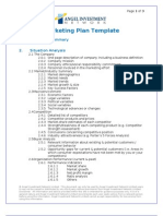 Marketing Plan Template(1)