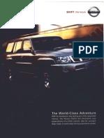 Nissan Patrol 2005 (Pakwheels