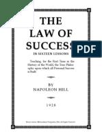 Law of Success Lesson 15 - Tolerance