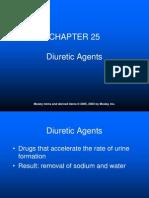 Chapter 025-Diuretics (1)