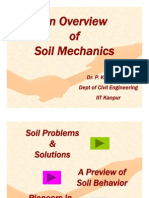An Overview of Soil Mechanics