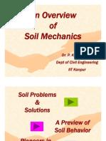 An Overview of Soil Mechanics