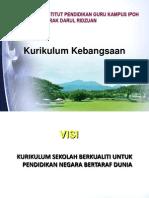 Tajuk 12 Pembentukan Pelaksanaan Kbsr