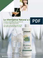 Hoja Aloe Herbal