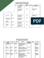 Program Kerja Ismafarsi 2009-2010