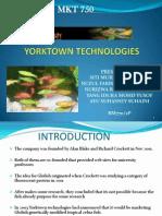 York Town Finale