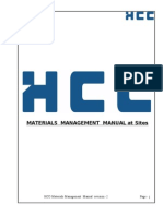 Hcc Mm Manual