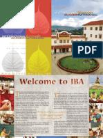 Iba Brochure 2007