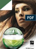 Catalogue des parfums Nº 5