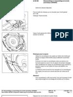 RA Désassemblage Et réassemblage de La Boîte que (A5S560Z)